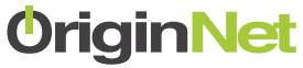 OriginNet Mobile Retina Logo